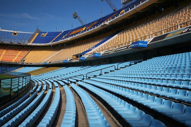 Boca Juniors Stadium and Museum Admission Ticket