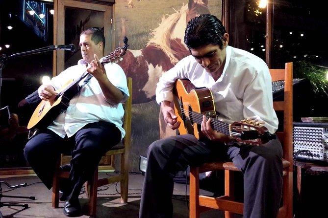 Tio Querido Dinner and Folk Show in Puerto Iguazú