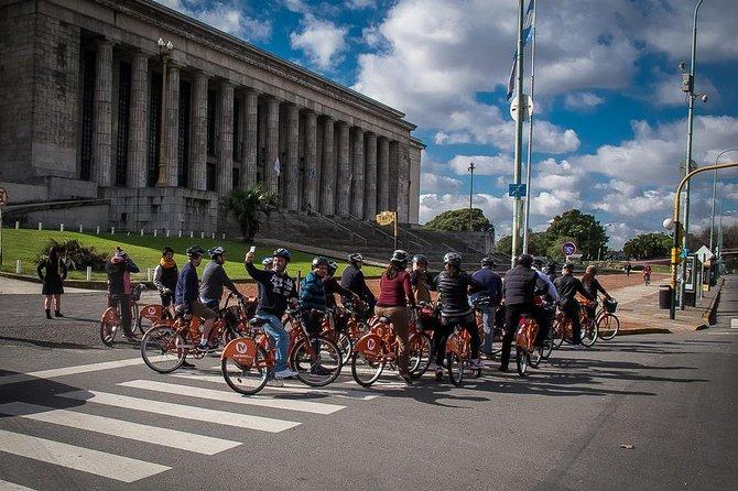 Excursão de bicicleta em Buenos Aires: Recoleta e Palermo