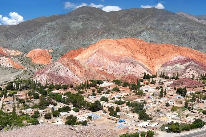 Quebrada de Humahuaca Day Trip from Salta Including Purmamarca