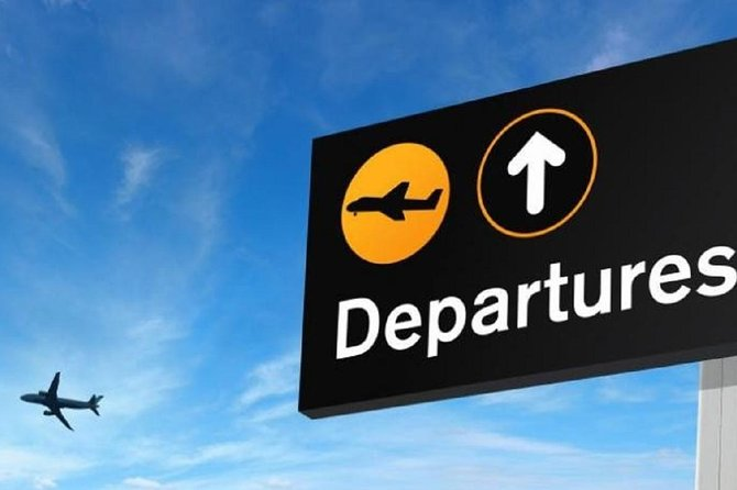 Cochin - private departure transfer from hotel to airport