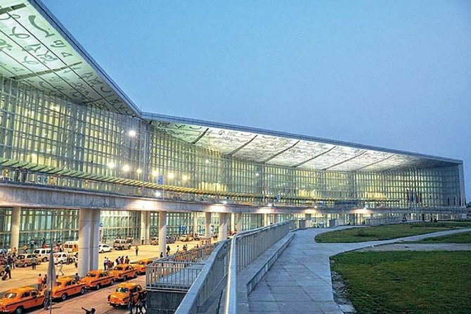 Kolkata - private arrival transfer from Airport to Hotel