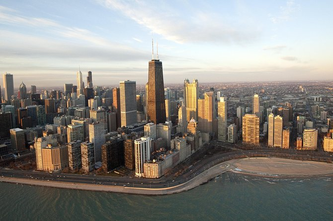 Chicago City Sights Helicopter Tour 2019