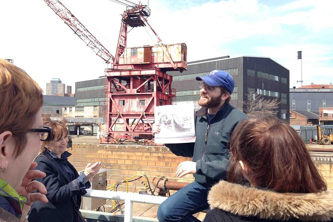 Brooklyn Navy Yard World War II History Tour