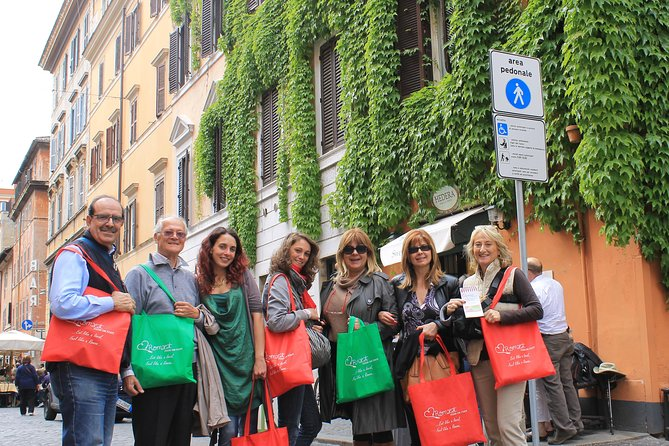 Local Food, History and Hidden Places in Rome