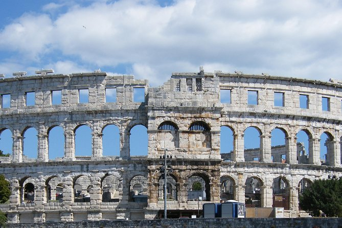 Pula Arena Amphitheater Admission Ticket