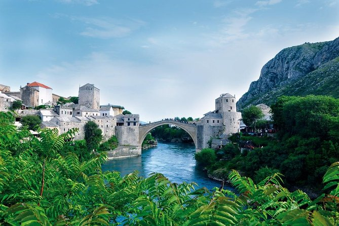 Mostar: the Old Bridge Story Day Trip from Dubrovnik