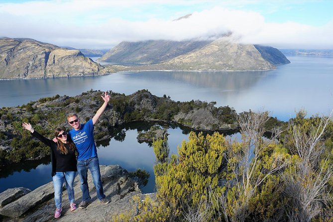 Mou Waho Island Cruise and Nature Walk from Wanaka
