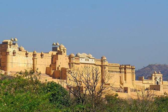 Privé 8-daagse luxe Golden Triangle Tour met Royal Rajasthan
