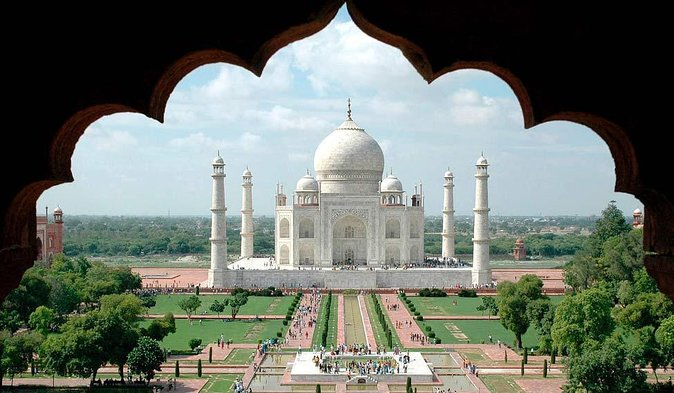Private Taj Mahal & Agra Sightseeing By Guide From Agra