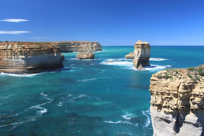 Great Ocean Road Small Group (8) Day Tour With Early Departure and Early Return