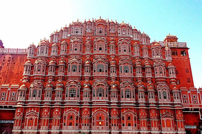 Most Popular Golden Triangle Tour 3 Days