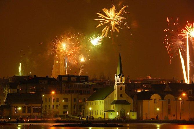 5- Days New Year's Festival from Reykjavík