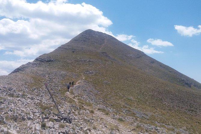 Climb Up Mountain Taygetos