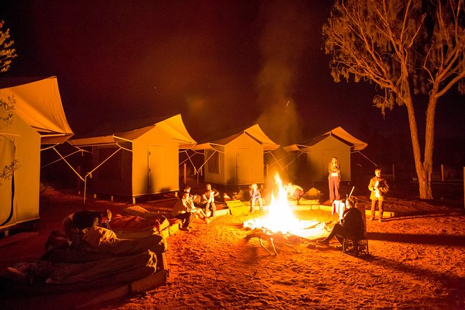 5-Day Uluru (Ayers Rock) and Kata Tjuta 4WD Camping Tour image