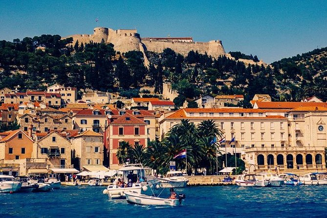 Island of Hvar and Lavender Fields Driver Guide Tour from Split