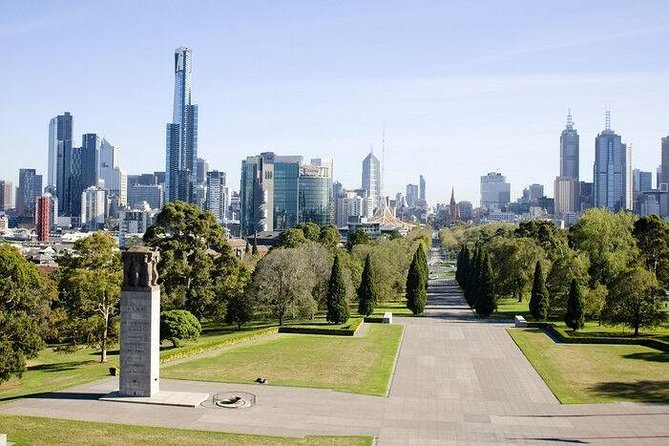 Melbourne City Tour and Half Day Yarra Valley in One Day