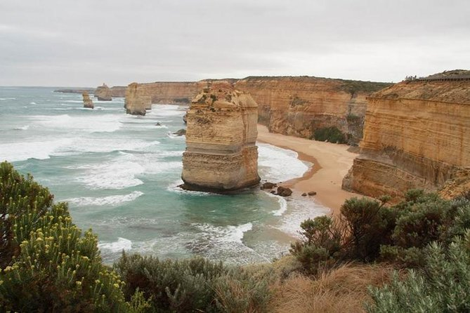 Melbourne Combo: Half-Day Melbourne City Sightseeing Tour and Great Ocean Road Day Trip from Melbourne