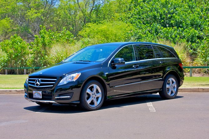 Private Arrival Transfer: Kona International Airport to Big Island Hotels