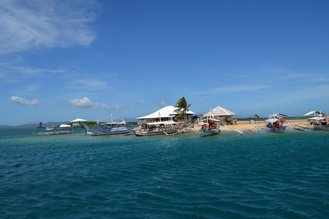 Full-Day Honda Bay Island-Hopping Tour from Puerto Princesa