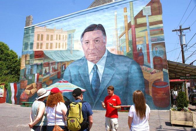 Iconische 9e Street Italiaanse marktervaring Tour in Philadelphia