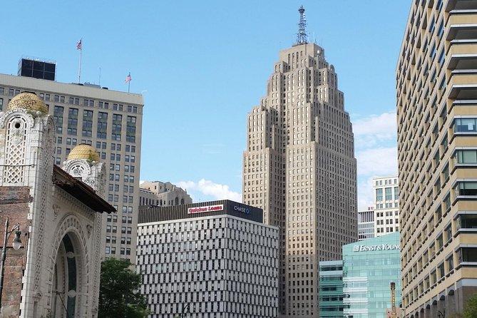Detroits Rise Fall and Renewal