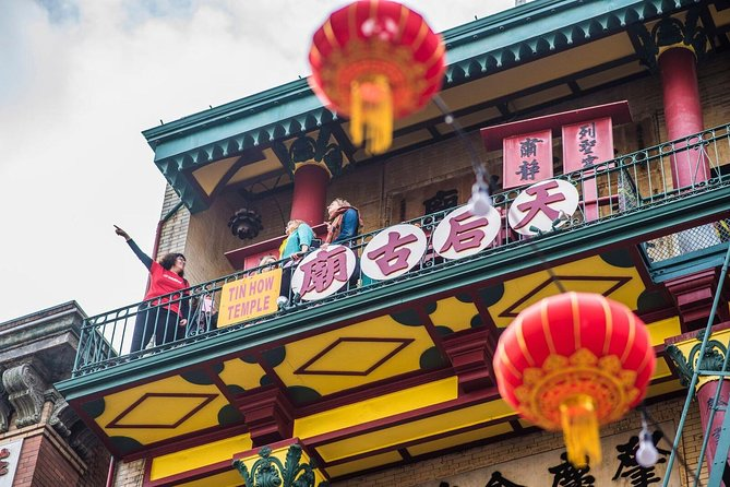 Lonely Planet Experiences: Chinatown & North Beach with Tea & Dessert Local Tour