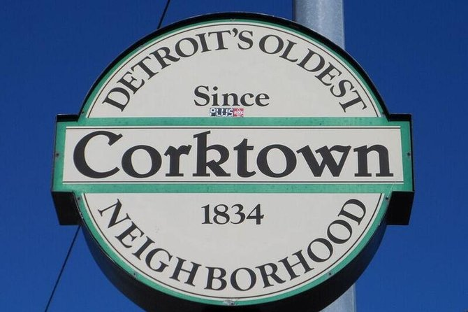 Small Group Walking Tour Corktown is Popping in Detroits Oldest Neighborhood