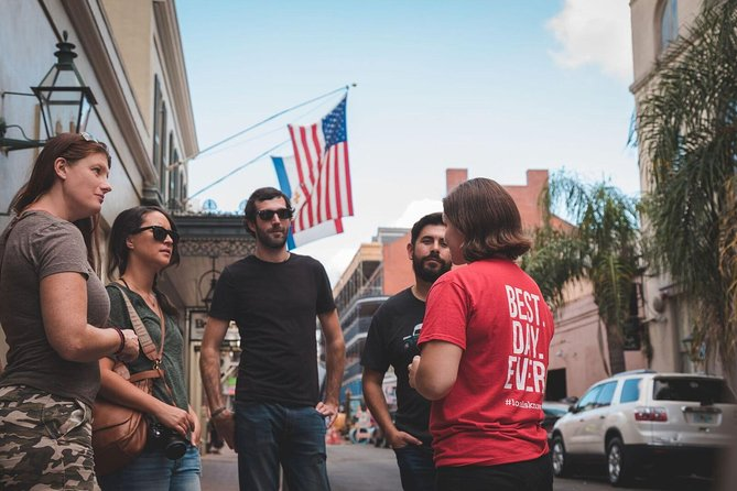 Total New Orleans Tour: Food, Cocktails & Jazz