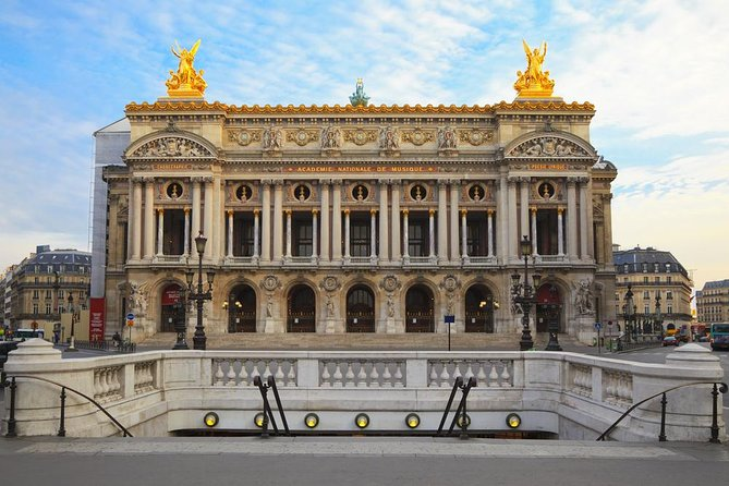 Skip the Line: Opera Garnier Paris Self Guided Visit Ticket