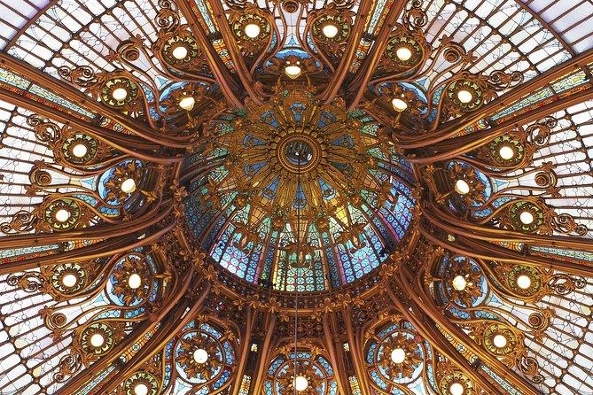 Galeries Lafayette Paris Haussmann: storia di un famoso negozio parigino