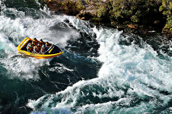 Waikato River Jet Boat Ride