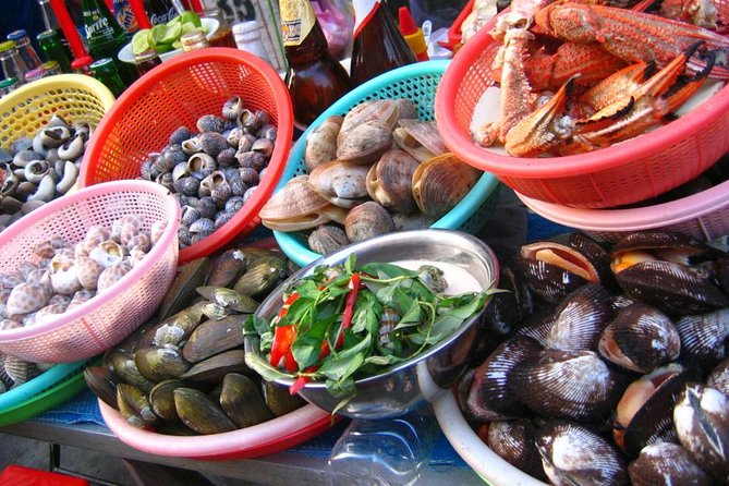 Small-Group Hanoi Seafood Tasting And Walking Tour