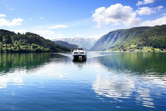 Private tour: The Fjords in a Nutshell Sognefjord, Flåm & Gudvangen