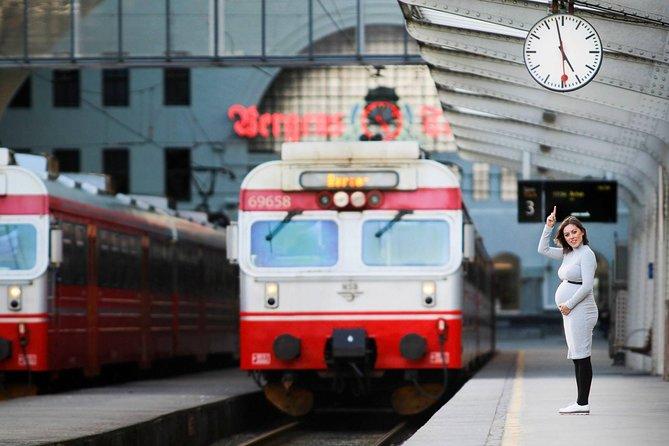 Private Transfer: Bergen Train station - Hotel Transfer