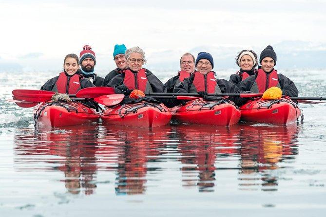 Everyone can Kayak safely