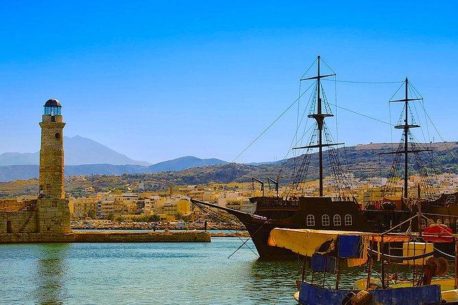 Rethymno: tussen Oost en West zelfgeleide mobiele tour
