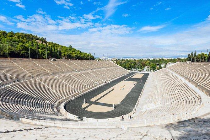 Maratón a Atenas, Las leyendas del maratón, recorrido móvil autoguiado