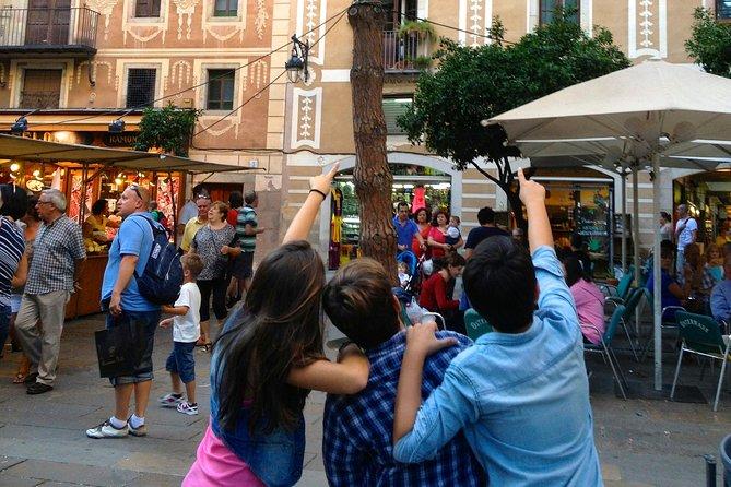 Privat familieopplevelse - Dragon Tour i Barcelona for barn