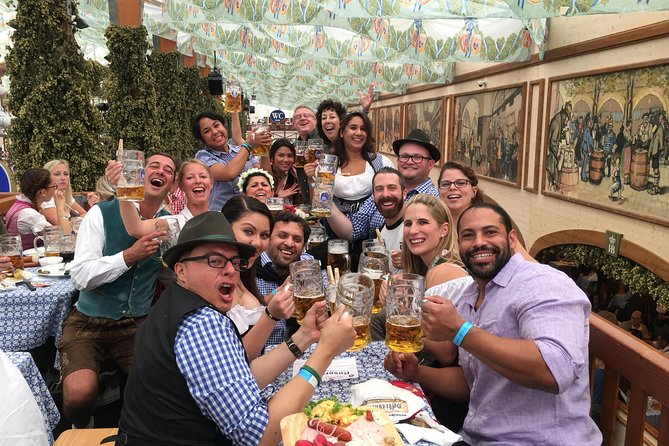 The Oktoberfest Experience - All-inclusive Full Day