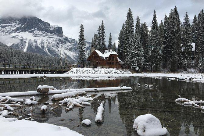 Rockies Christmas Explorer Tour (4 Days)
