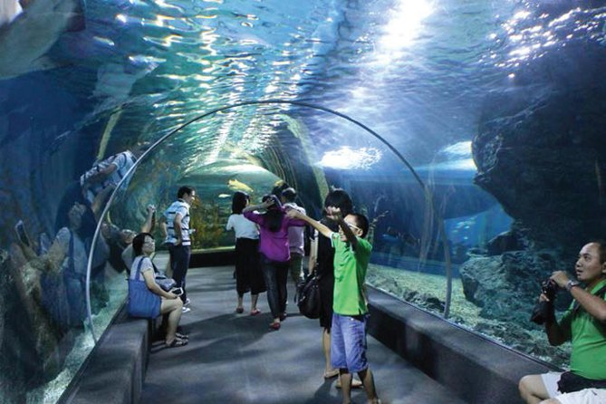 Sea Life Bangkok toegangsbewijs