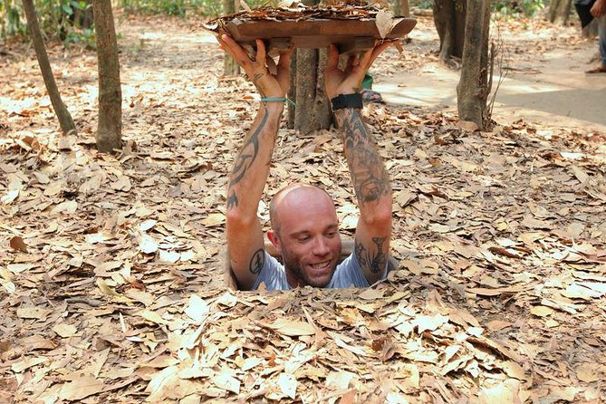 Cu Chi Tunnels Luxury Group Tour Half Day