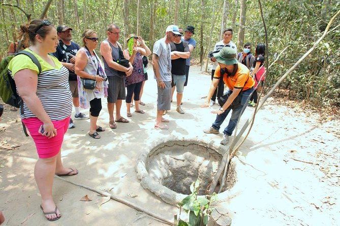 Private HCM City and Cu Chi Tunnels Tour Full day trip from HCM city photo 27