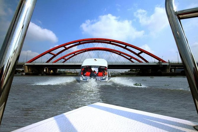 Luxury Speed Boat Mekong Delta Tour 1 day