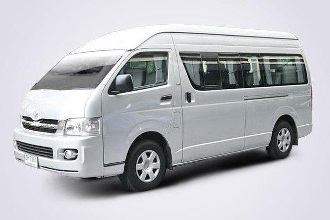 Toyota Van 9 Seater Airport Transfer