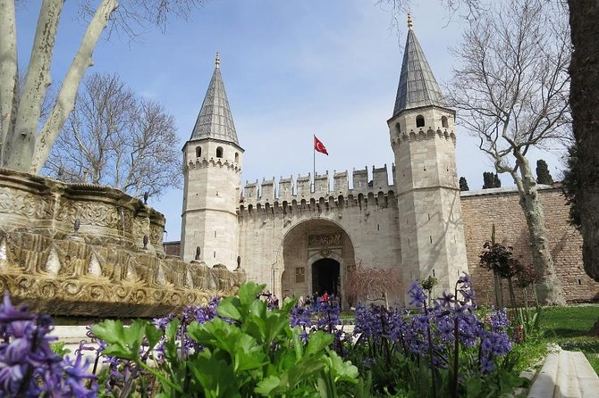 Skip the Line: Topkapi Palace Admission Ticket with English Speaking Guide