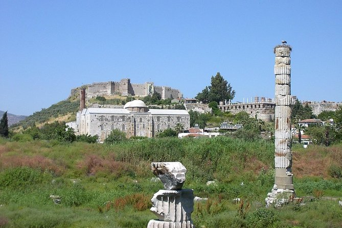 Ephesus - Basilica Temples and Museums Tour with Private Guide and Van