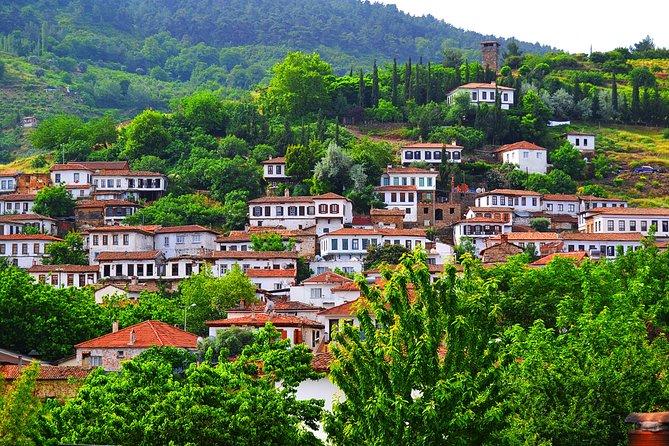 Private Aegean Villages Tour: Kirazli, Camlik, and Sirince