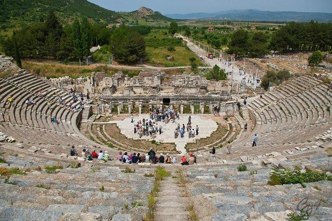 Éfeso de Kusadasi: Casa de la Madre María, Museo de Arqueología, Basílica de San Juan Templo de Artemis